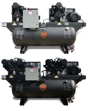 Duplex Air Compressors for Sale Online