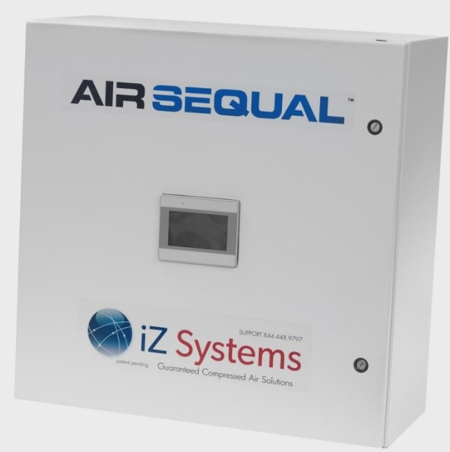 iZ Systems Air Sequal Compressor Automation