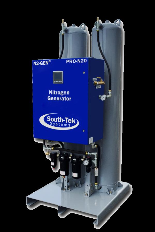 Compact Skid Nitrogen PSA System