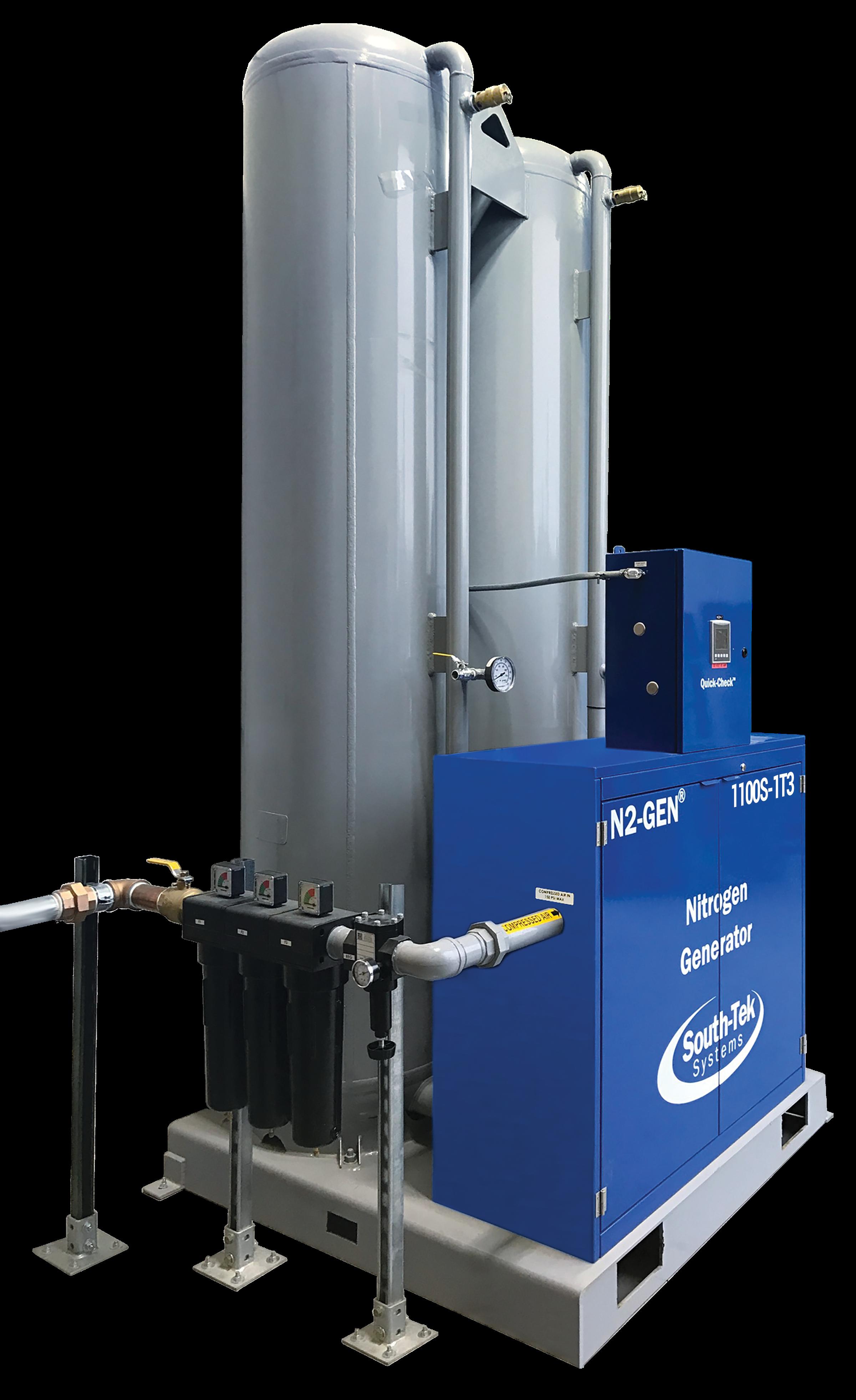 South-Tek Systems Nitrogen Generator