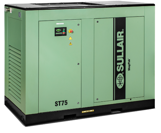 SHOPTEK ST18 - 75 ROTARY SCREW AIR COMPRESSORS