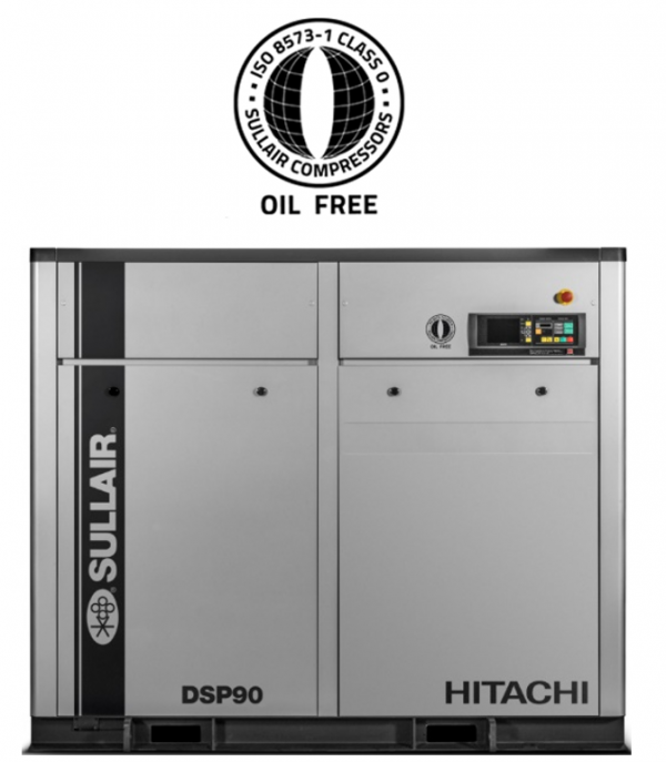 DSP SERIES OIL FREE ROTARY SCREW AIR COMPRESSORS