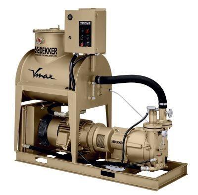 VMAX Oil-Sealed Liquid Ring Vacuum Pumps