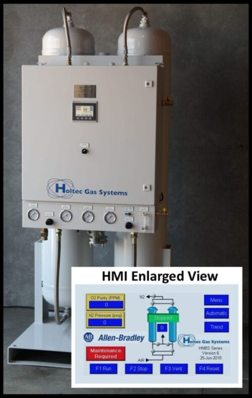 Nitrobreeze Series - Holtec Nitrogen Generator